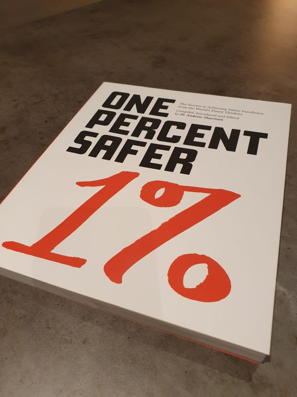 One Percent Safer book cover