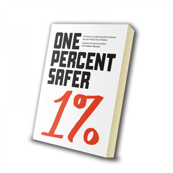 Image of the One Percent Safer book